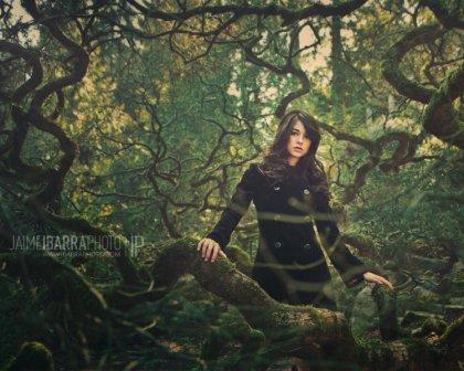 Женские образы от фотографа Jaime Ibarra