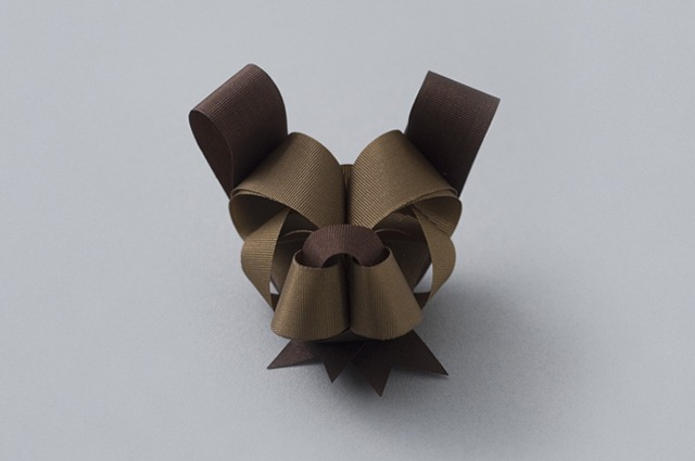 Оригами ленту