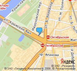 Сдается 1-комнатная квартира в центре Москвы