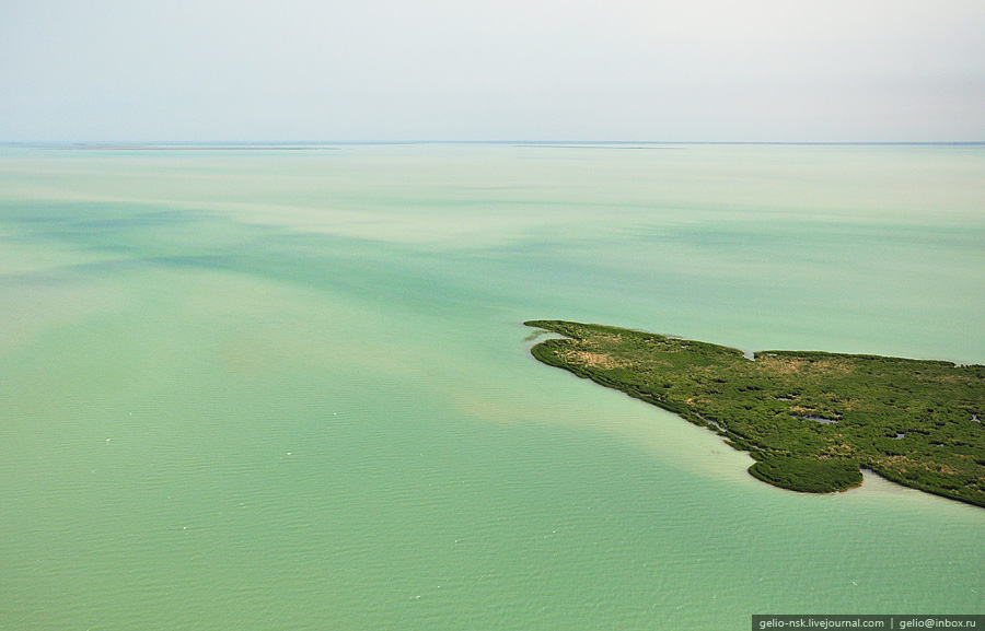 помощью его озеро чаны фото снимке