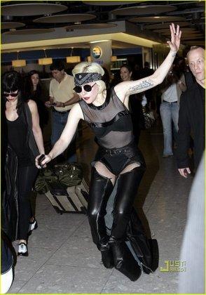 Фотожаба на Lady Gaga