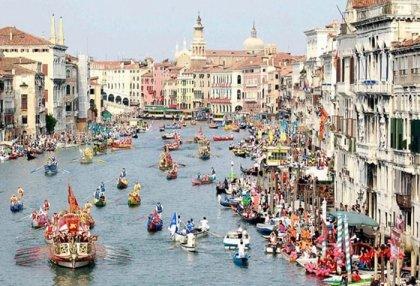 Венецианская регата