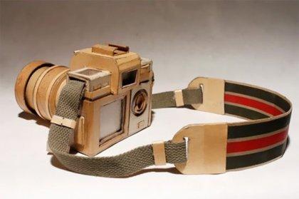 Фотокамеры из картона