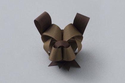 Оригами из ленты
