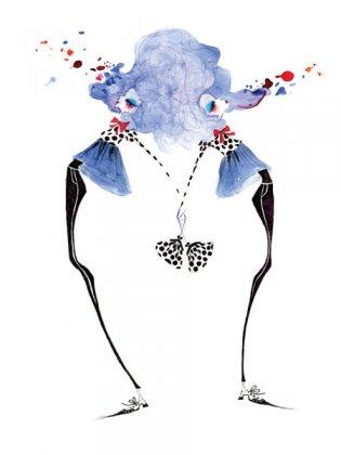 Иллюстрации от Keszeg Agnes