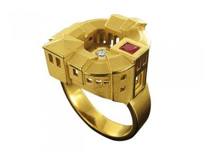 Необычные кольца