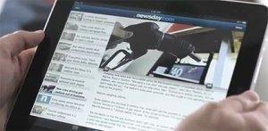 iPad заменит бумажные газеты?