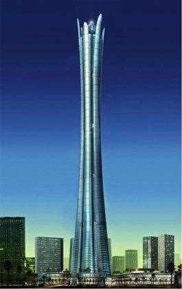 10 самых высоких строящихся небоскребов