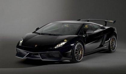 Lamborghini Gallardo LP570-4 Blancpain Edition 2011