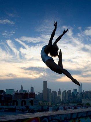 Красивый балет