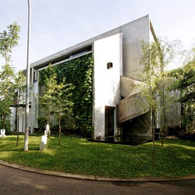 Дом для игры от студии Aboday