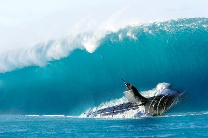 прикольные картинки подводных лодок
