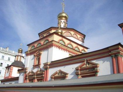 Церкви и соборы Сибирского ФО