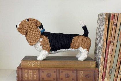 Вязанные собаки