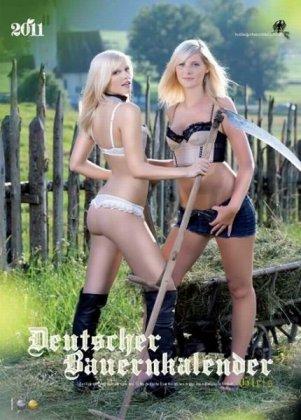 Немецкие фермерши разделись