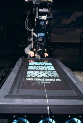 Как снимались Звездные Войны