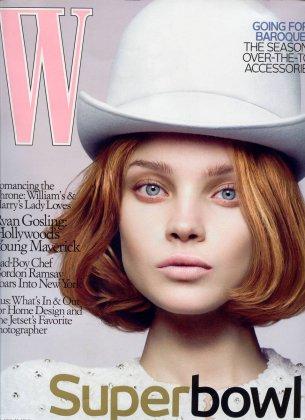 Наталья Водянова на обложках известных журналов