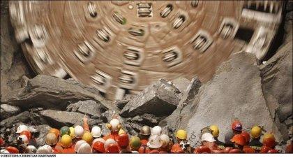 Самый длинный туннель в мире