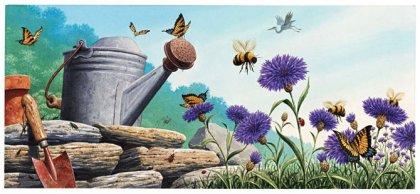 Иллюстрации от Richard Cowdrey