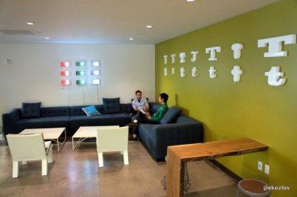 Офис Twitter в Сан-Франциско