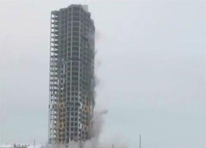 Башня взорвется 8 ноября!