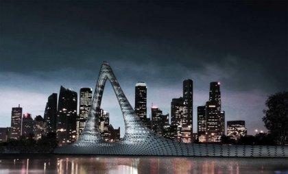Город будущего на 15 километров
