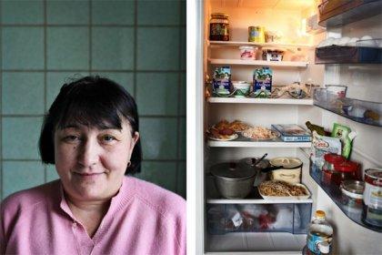 А что в вашем холодильнике?