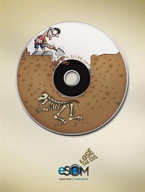 Креативные диски