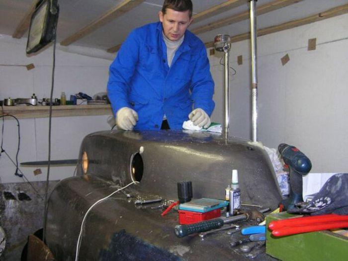 подводная лодка пучкова