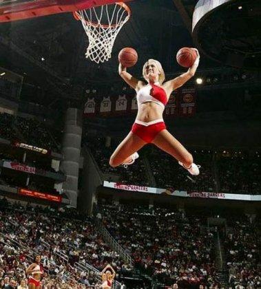 Черлидеры из NBA