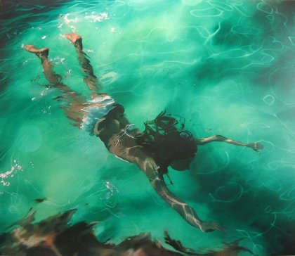 Подводные рисунки