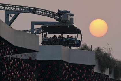 Церемония закрытия всемирной выставки  World Expo 2010 в Шанхае