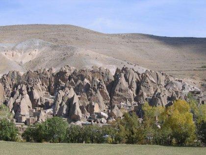 Необычная деревня в Афганистане
