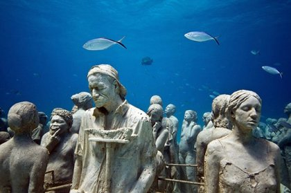 Национальный морской парк в Канкуне