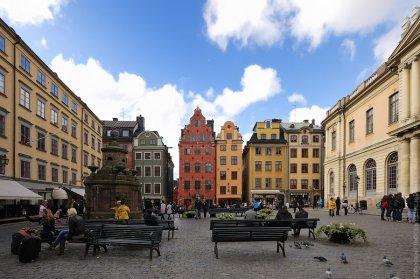 Незабываемый Стокгольм