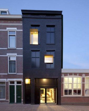Необычный дом - Черный жемчуг