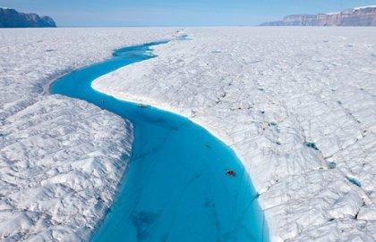 Петерманн - самый большой ледник