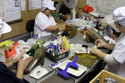 Процесс изготовления саке
