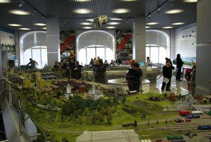 Музей истории железнодорожной техники России