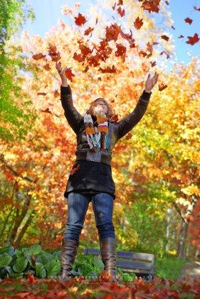 Осень во всей красе