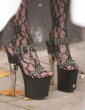 Опасные каблуки