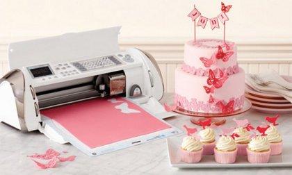 Cricut Cake - специальеый принтер для тортов