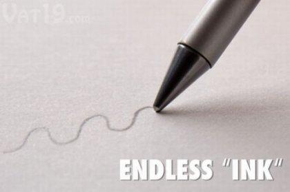 Бесконечная ручка