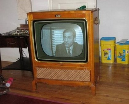 Аквариум из старого телевизора