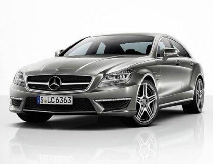 Mercedes-Benz CLS63 AMG 2012
