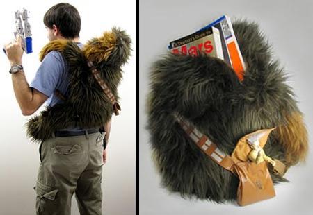 Забавные рюкзаки