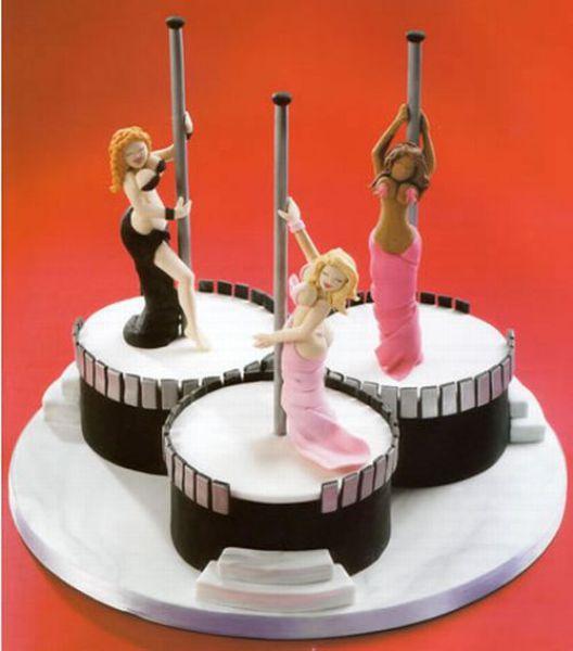 эротические вип торты на заказ-нй2