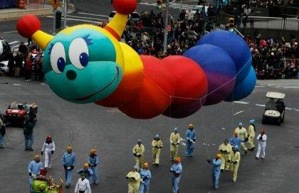 Парад на День Благодарения 2010