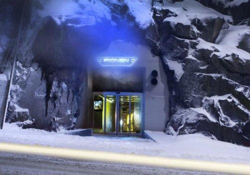 Pionen - самый защищенный дата-центр в мире