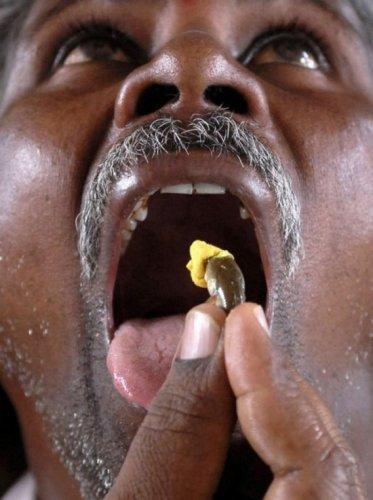 Нетрадиционная медицина разных народов